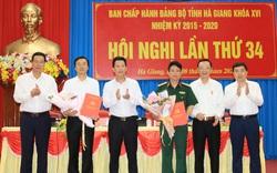 Nhân sự mới tại Hà Giang, Thái Nguyên