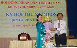 Giám đốc Sở GDĐT Hà Nam trúng cử Phó Chủ tịch UBND tỉnh