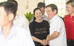 Ca sĩ Đinh Hiền Anh dành gần 1 tỷ làm từ thiện giúp người nghèo