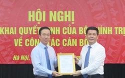 Triển khai quyết định của Bộ Chính trị về công tác cán bộ tại Ban Tuyên giáo Trung ương