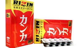 Bộ Y tế khuyên người dân nên cẩn trọng khi mua thực phẩm bảo vệ sức khỏe Rizin