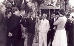 Đường lối đối ngoại hòa bình và nhân văn trong tư tưởng Hồ Chí Minh