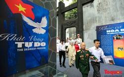 Các điểm di tích của Hà Nội trong ngày đầu tiên đồng loạt mở cửa đón khách tham quan trở lại