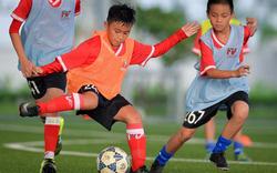 PVF tuyển sinh khóa 12, tìm kiểm tài năng bóng đá trẻ