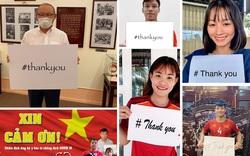 Chủ tịch FIFA gửi thư cảm ơn Bóng đá Việt Nam đã chung tay chống lại đại dịch Covid-19