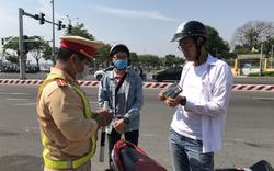 Cảnh sát giao thông Đà Nẵng ra quân tổng kiểm soát phương tiện giao thông cơ giới đường bộ