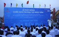 """Phát động """"chiến dịch thi đua 102 ngày đêm"""" dự án 12.000 tỷ đồng tại Ninh Thuận"""