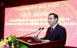 Hà Nội: Giải quyết vấn đề bức xúc dư luận quan tâm là tiêu chí để đánh giá phân loại tổ chức Đảng