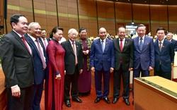 Hình ảnh bên lề phiên khai mạc Kỳ họp thứ 9 Quốc hội khóa XIV
