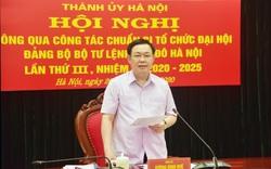 Từ nay đến đầu tháng 6, Hà Nội sẽ tổ chức 3 Đại hội điểm