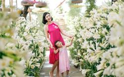 Hoa hậu Ngọc Hân bày tỏ mong muốn sinh con gái