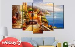 Mách chị em 5 dòng tranh treo tường, trang trí ngôi nhà thêm sang - xịn - mịn