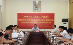 Thứ trưởng Lê Khánh Hải thăm và làm việc tại Trường Đại học TDTT Bắc Ninh