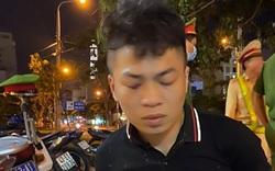 Thấy lực lượng 911, nam thanh niên ngáo đá chạy xe lạng lách đánh võng để…thách thức