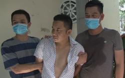 CLIP: Công an TP Huế bắt giữ Đạt