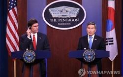 Mỹ - Hàn tìm cơ hội gỡ khúc mắc về khoản chi quân sự khủng