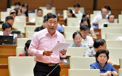 Thảo luận về Luật Tổ chức Quốc hội sửa đổi: Đại biểu chuyên trách đang phải