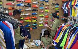 Hà Nội tạm giữ hơn 1.500 sản phẩm giả, nhái nhãn hiệu Adidas và Manchester United Limited