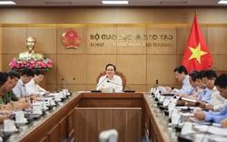 Thi tốt nghiệp THPT năm 2020: Bộ trưởng yêu cầu