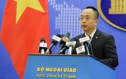 Bộ Ngoại giao giải đáp vấn đề visa điện tử cho công dân Trung Quốc