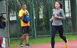 VĐV Điền kinh chuyển đổi kế hoạch tập luyện, chuẩn bị cho các giải đấu cuối năm