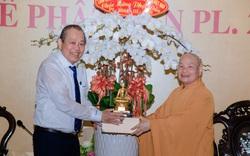 Phó Thủ tướng Thường trực Chính phủ chúc mừng Đại lễ Phật Đản 2020