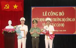 Đại tá Phan Công Bình làm Giám đốc Công an tỉnh Quảng Ngãi