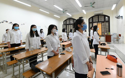 Bộ GDĐT phân nhóm đối tượng trong trường hợp thí sinh thi tốt nghiệp THPT 2020 mắc Covid-19