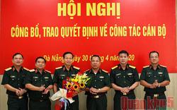 Nhân sự mới vừa được Bộ Quốc phòng điều động