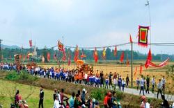 Các di tích, lễ hội đang ngày càng phát huy giá trị, đáp ứng nhu cầu văn hóa tinh thần của người dân