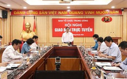 Ông Phạm Minh Chính: Cán bộ làm công tác tổ chức phải tuyệt đối trung thành, trung thực, trong sáng, công tâm, đặc biệt là phải rất tỉnh táo