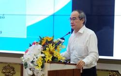 Bí thư Thành ủy TP.HCM: Tiếp tục phòng dịch quyết liệt, phục hồi sản xuất, kinh doanh và các hoạt động xã hội