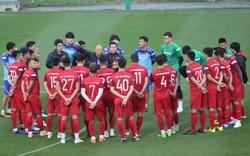 Đội tuyển Việt Nam lùi lịch tập trung sang tháng 9
