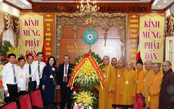 Phó Thủ tướng Trương Hòa Bình: Phật giáo Việt Nam  có đóng góp to lớn cho công cuộc xây dựng và phát triển đất nước