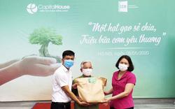 Capital House trao gần 6.000 suất quà giúp đồng bào khó khăn do đại dịch Covid-19