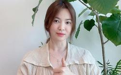 Song Hye Kyo cuối cùng đã lộ diện sau tin đồn tái hợp Hyun Bin: Đẹp rạng rỡ, còn nhắn gửi đến 2 nhân vật đặc biệt