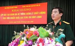 Bổ nhiệm trợ lý Bộ trưởng Quốc phòng làm Chính ủy Cảnh sát biển Việt Nam