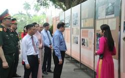 Khai mạc triển lãm ảnh kỷ niệm 130 năm Ngày sinh Chủ tịch Hồ Chí Minh
