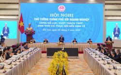 [Trực tiếp] Thủ tướng chủ trì Hội nghị với doanh nghiệp về phục hồi nền kinh tế