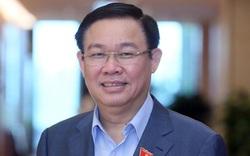 Chính thức miễn nhiệm Phó Thủ tướng Vương Đình Huệ
