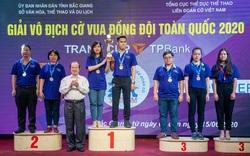 Hà Nội giành vị trí nhất toàn đoàn giải đồng đội Cờ vua toàn quốc 2020