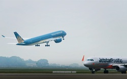 Sân bay Tân Sơn Nhất tạm thời đóng cửa đến sau 17h chiều nay sau sự cố máy bay lăn lệch đường băng