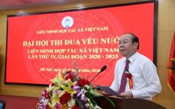 Tiếp tục đẩy mạnh phong trào thi đua yêu nước giai đoạn 2020-2025 của Liên minh HTX Việt Nam