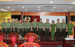 Giám đốc Công an tỉnh Thanh Hóa được điều động đến nhận công tác tại UBKT Đảng ủy Công an Trung ương