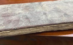 Phát hiện cuốn kinh Di Đà vô cùng quý giá tại Nam Định