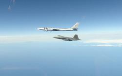 Phản đòn trên không máy bay quân sự Mỹ