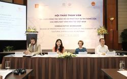 Bộ VHTTDL tham vấn về rà soát công tác bảo vệ và phát huy sự đa dạng các biểu đạt văn hóa tại Việt Nam