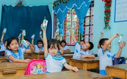 Quảng Nam – Nỗ lực để đưa sữa lên trường học vùng cao