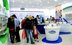 Vinamilk là doanh nghiệp đầu tiên của Việt Nam được cấp phép xuất khẩu sản phẩm sữa vào Nga và các nước Liên minh Kinh tế Á Âu