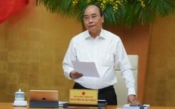 Chính phủ họp thường kỳ tháng 5/2020: Thủ tướng đề nghị thảo luận thêm vấn đề chống xâm hại trẻ em và giá thịt heo